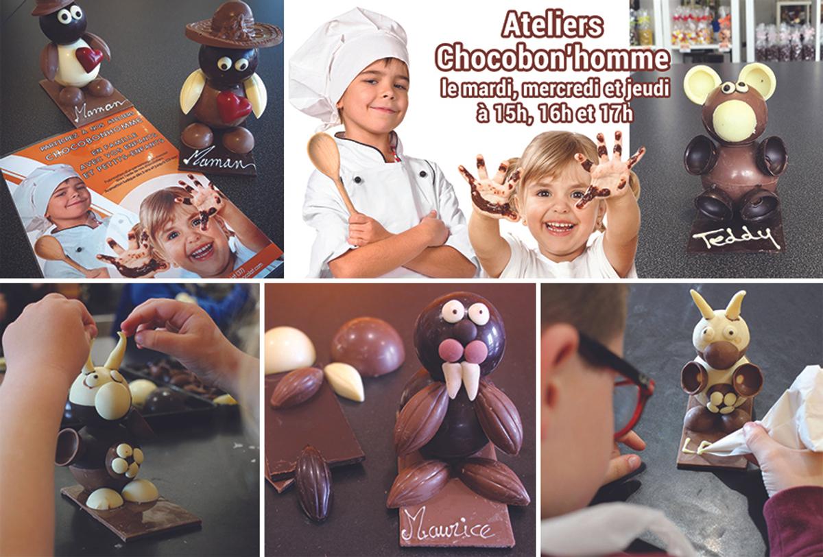 Atelier Chocobonhomme